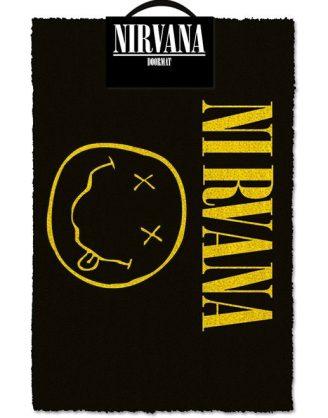 Nirvana lábtörlő - Smiley 40 x 60 cm