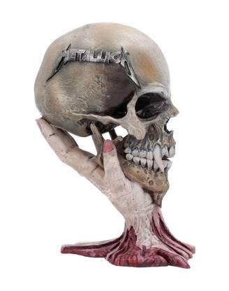 Metallica Szobor - Sad But True Skull 22 cm