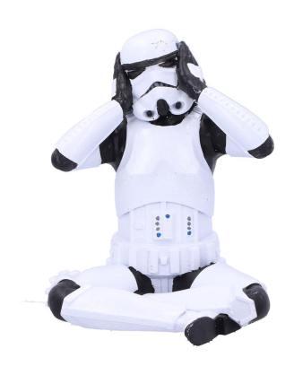 Original Stormtrooper Figura - Hear No Evil Stormtrooper 10 cm