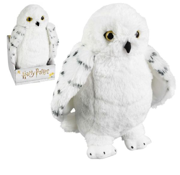 Harry Potter plüss - Hedwig 29 cm