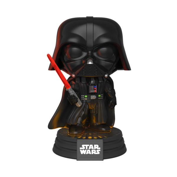 Star Wars Electronic Funko POP! Figura - Sound & Light Up Darth Vader 9 cm