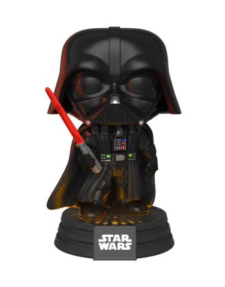 Star Wars Electronic Funko POP! Figura - Sound & Light Up Darth Vader 9 cm