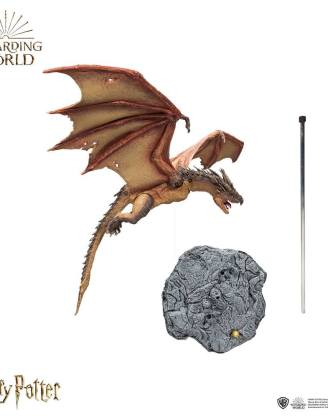 x_mcf13312-7 Harry Potter Akciófigura - Hungarian Horntail 23 cm