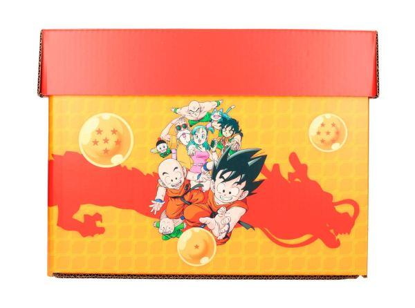 Dragonball képregény tároló doboz 40 x 21 x 30 cm