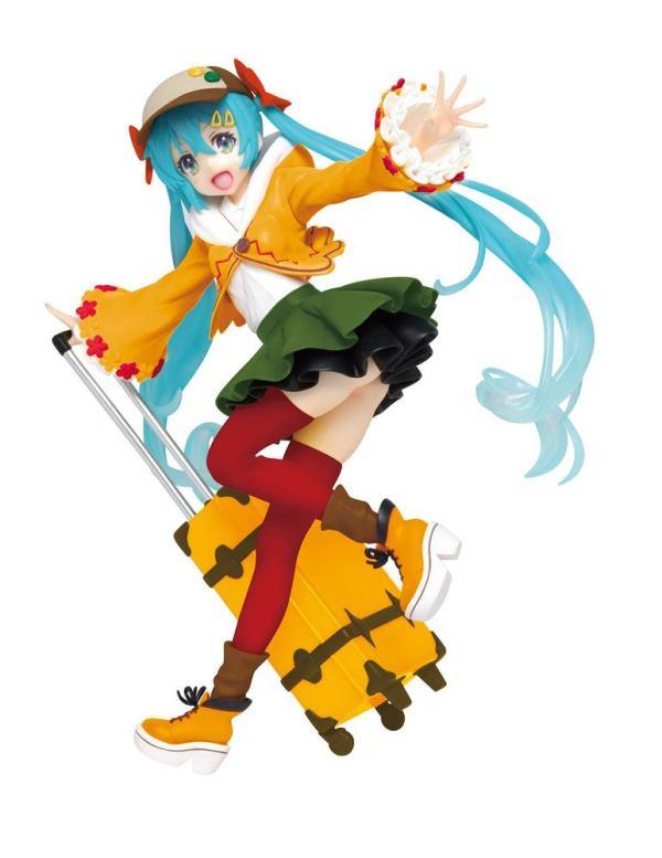 x_tapr451184300 Vocaloid PVC Szobor - Hatsune Miku Autumn Ver. Renewal 18 cm
