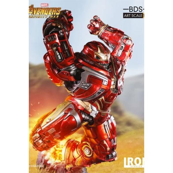 d_is77337_Avengers Infinity War BDS Art Scale Szobor - 1/10 Hulkbuster 51 cm
