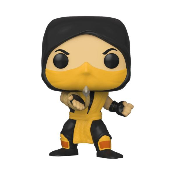 Mortal Kombat Funko POP! Figura – Scorpion 9 cm