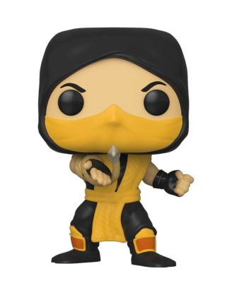 Mortal Kombat Funko POP! Figura – Scorpion 9 cm