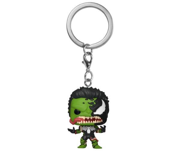 Marvel Venom Funko Pocket POP! kulcstartó - Hulk 4 cm