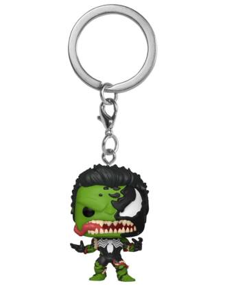 Marvel Venom Funko Pocket POP! kulcstartó - Hulk 4 cm