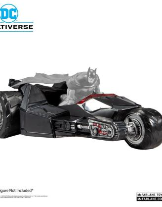 x_mcf15701-7 Dark Nights: Metal Vehicle Bat-Raptor 30 cm
