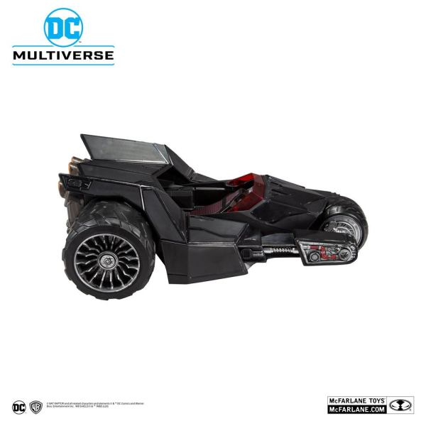 x_mcf15701-7 Dark Nights: Metal Vehicle Bat-Raptor 30 cm