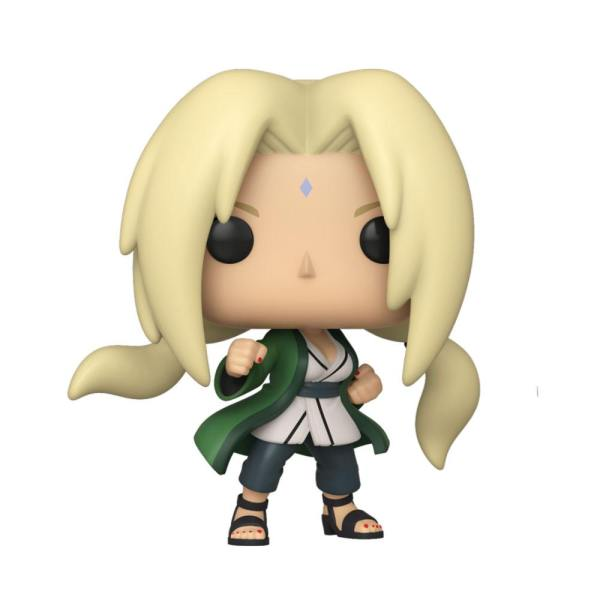 Naruto POP! Animation Vinyl Figure Lady Tsunade 9 cm