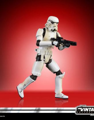 Star Wars Vintage Collection Akciófigura 2020 - Remnant Stormtrooper (The Mandalorian) 10 cm