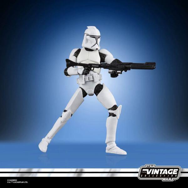 Star Wars Vintage Collection Akciófigura 2020 - Clone Trooper (Episode II)