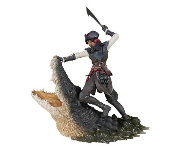 x_ubi300099726 Assassin's Creed Liberation PVC Szobor - Aveline de Grandpré 27 cm