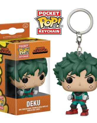 My Hero Academia Pocket POP! Kulcstartó - Deku 4 cm