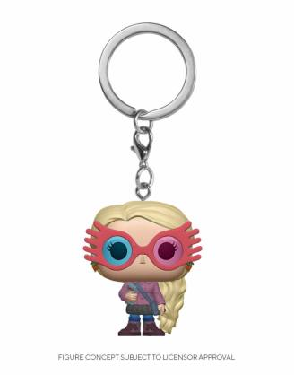Harry Potter POP! kulcstartó - Luna Lovegood 4 cm