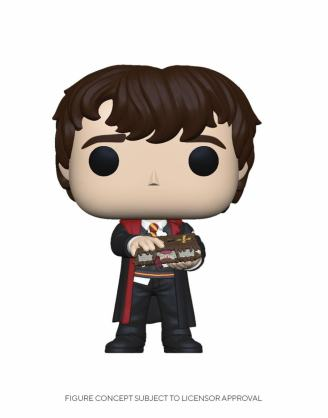Harry Potter Funko POP! Figura - Neville w/Monster Book 9 cm