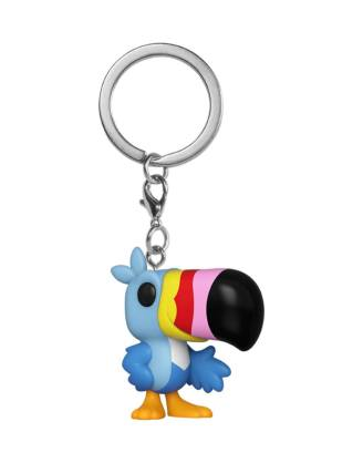 Kellogg's Funko Pocket POP! kulcstartó - Toucan Sam 4 cm