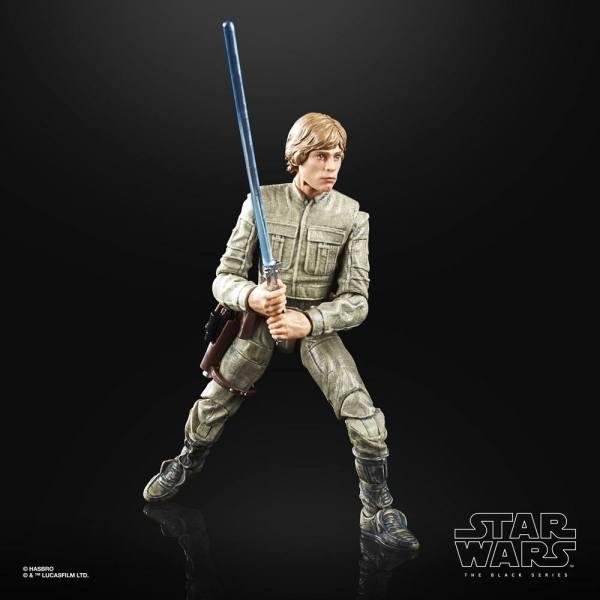 Star Wars Black Series Akciófigura - Luke Skywalker (Bespin) 40th Anniversary 15 cm