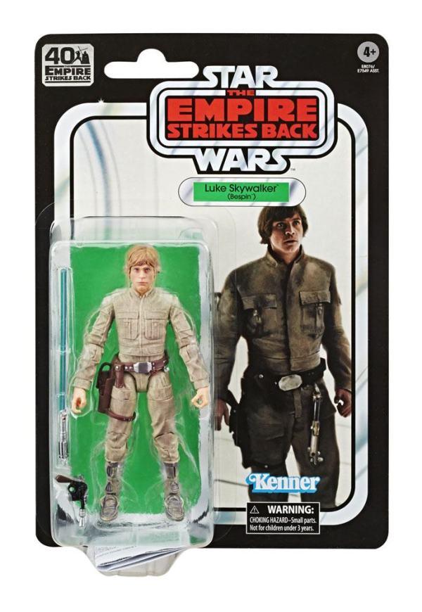 x_hase7549eu40_eStar Wars Black Series Akciófigura - Luke Skywalker (Bespin) 40th Anniversary 15 cm