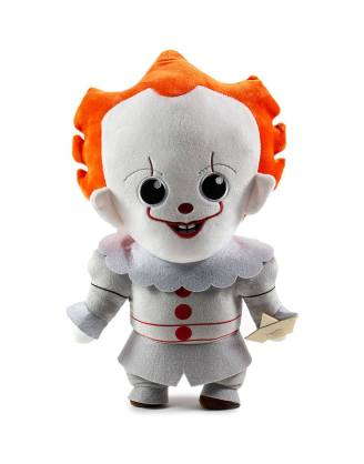 Stephen King's It 2017 HugMe Plüss Figura - Pennywise 41 cm