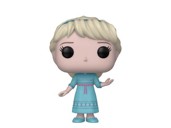 x_fk40888 Frozen II Funko POP! Disney Figura - Young Elsa 9 cm