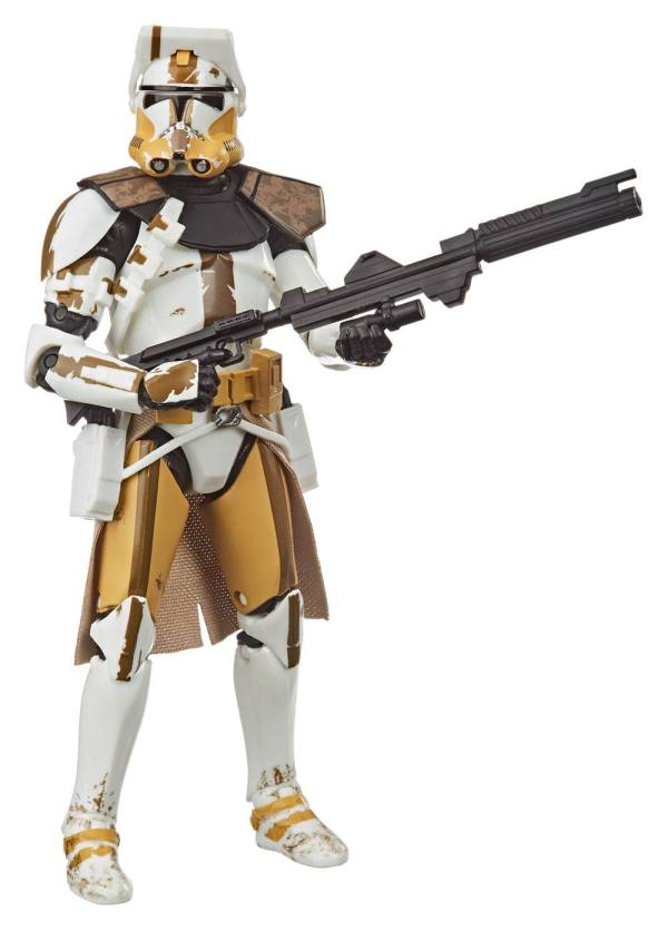 Clone Commander Bly (Clone Wars) 15 cm