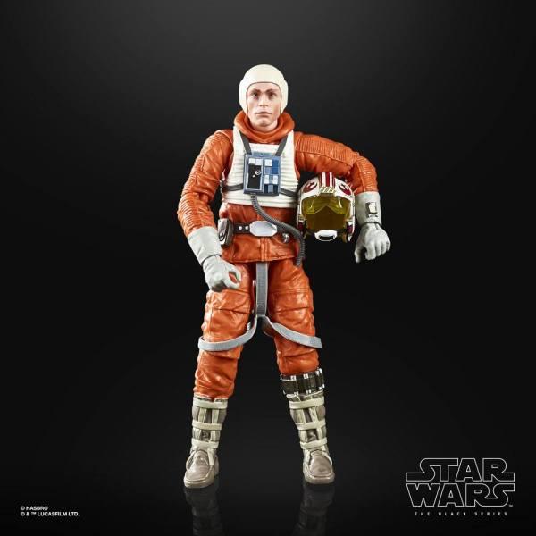 x_hase7549eu41_p Star Wars Black Series Akciófigura - Luke Skywalker (Snowspeeder) 40th Anniversary 15 cm