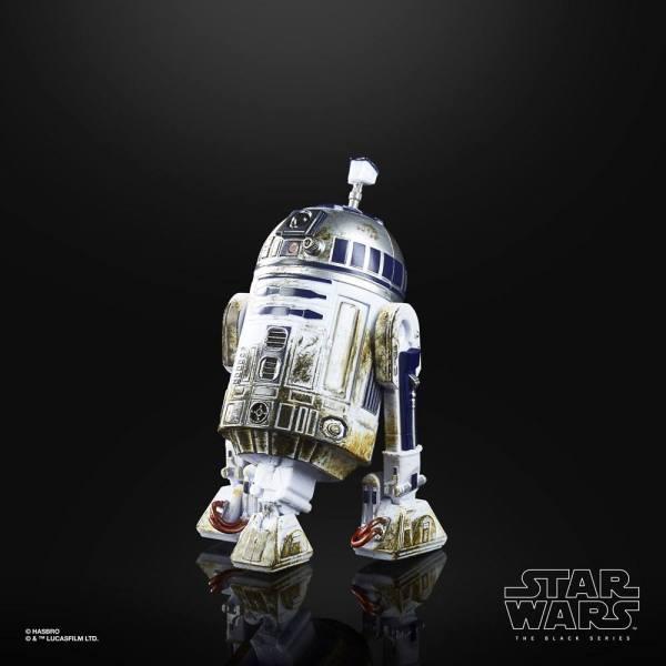 Star Wars Black Series Akciófigura - R2-D2 (Dagobah) 40th Anniversary 15 cm