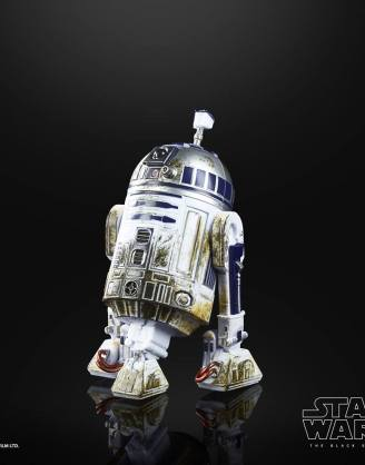 Star Wars Black Series Akciófigura - R2-D2 (Dagobah) 40th Anniversary 15 cm