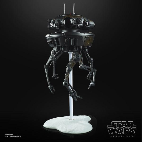 Star Wars Black Series Akciófigura - Imperial Probe Droid 40th Anniversary 15 cm