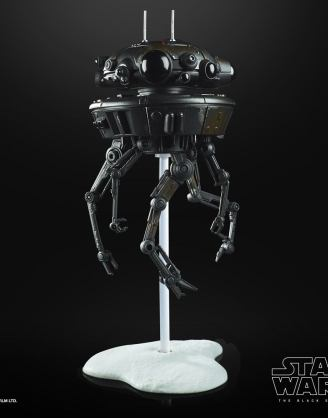 Star Wars Black Series Akciófigura - Imperial Probe Droid 40th Anniversary 15 cm