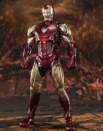 Avengers: Endgame S.H. Figuarts Akciófigura - Iron Man Mk 85 (Final Battle) 16 cm