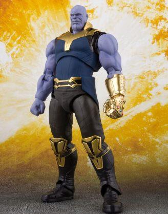 Avengers Infinity War S.H. Figuarts Action Figure Thanos 19 cm
