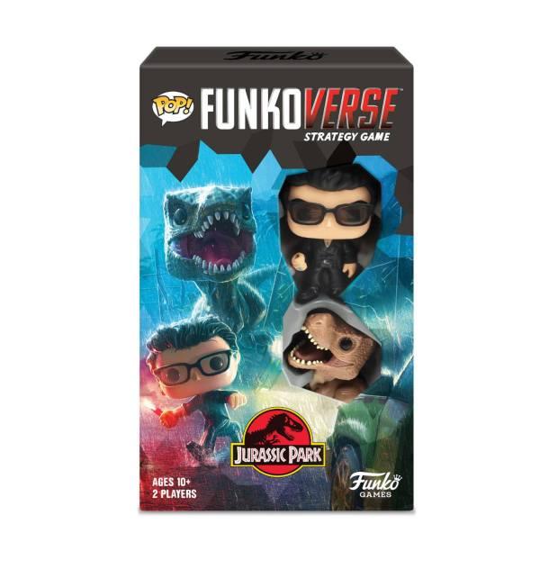 Jurassic Park Funkoverse társasjáték 2 Character Expandalone *English Version*