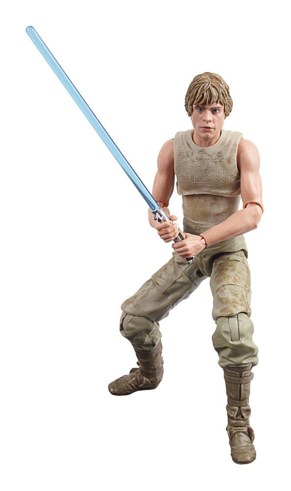 x_hase7549eu42_c Star Wars Black Series Akciófigura - Luke Skywalker (Dagobah) 40th Anniversary 15 cm