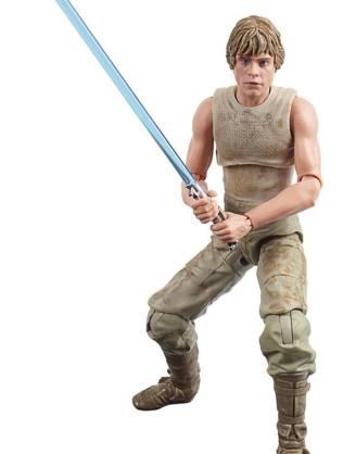 x_hase7549eu42_c Star Wars Black Series Akciófigura - Luke Skywalker (Dagobah) 40th Anniversary 15 cm