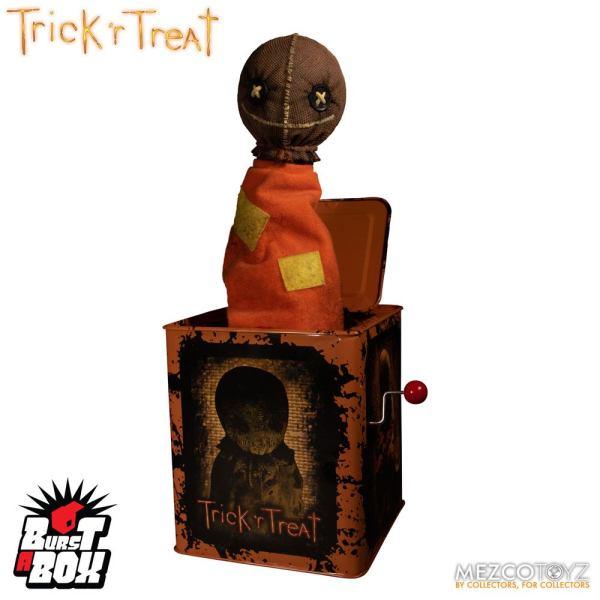Trick R Treat Burst-A-Box Music Box Sam 36 cm