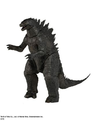 Godzilla 2014 Head to Tail Akciófigura - Godzilla 15 cm