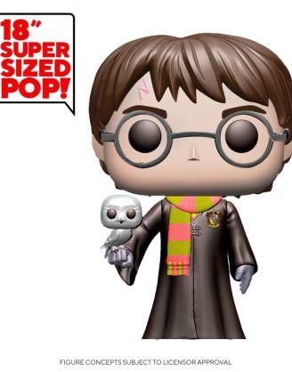 Fk48054 Harry Potter Super Sized Funko POP! Movies Vinyl Figura - Harry Potter 48 cm
