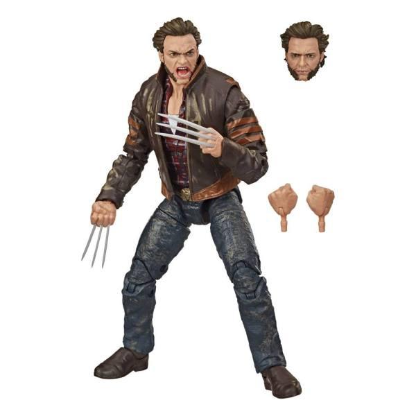 x_hase9283 X-Men Marvel Legends Series Akciófigura 2020 - Wolverine 15 cm