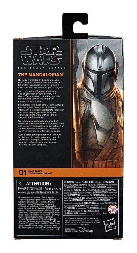 x_hase9358 Star Wars Black Series 2020 Wave 3 Akciófigura - The Mandalorian (The Mandalorian)