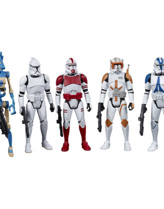 x_hasf1418 Star Wars Celebrate the Saga Akciófigura 5-Pack - Galactic Republic 10 cm