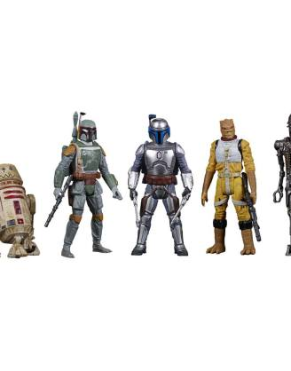 Star Wars Celebrate the Saga Akciófigura 5-Pack - Bounty Hunters 10 cm