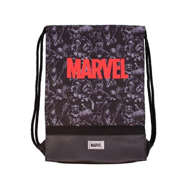 Marvel tornazsák - Logo