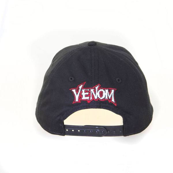 x_pcmba001ven Venom Baseball sapka - Face
