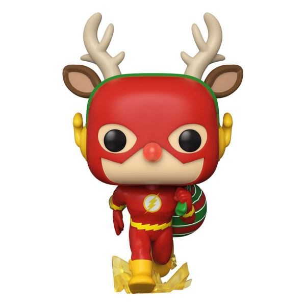 The Flash Holiday Dash 9 cm