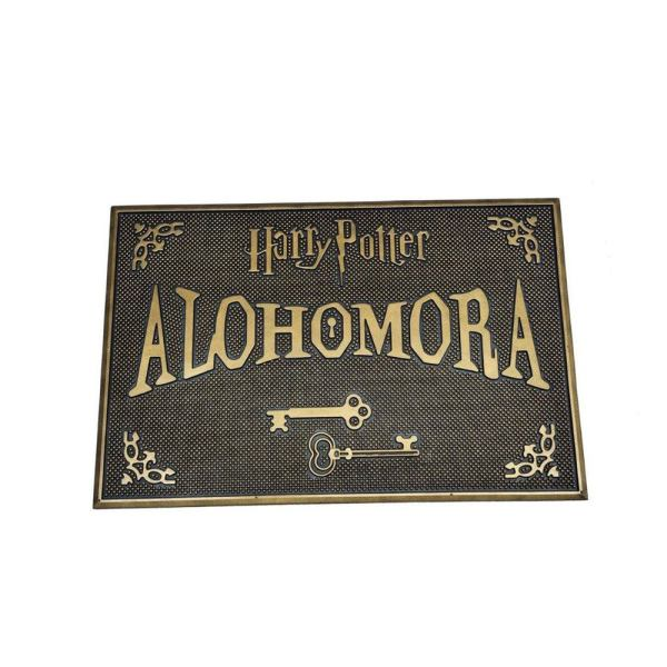 Harry Potter gumi lábtörlő - Alohomora 40 x 60 cm